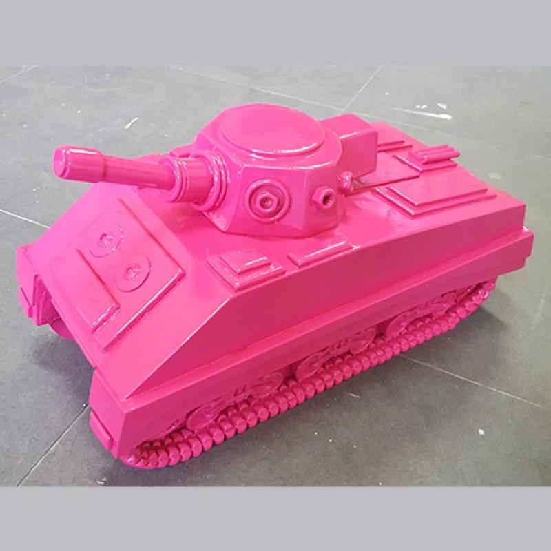 """Big Tank XL"" di Alessandro Padovan"