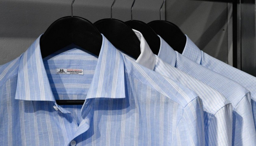 Gift Voucher for 1 Made-to-Measure Shirt by Albini Group