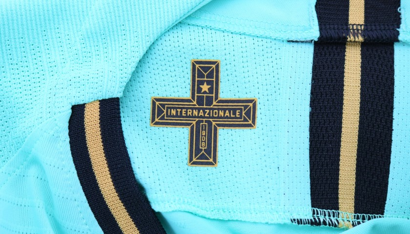 Lautaro's Match Shirt, Cagliari-Inter 2019
