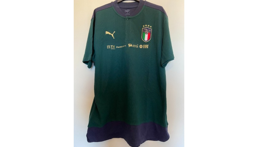 Italy National Football Team Shirt, 2020 Season