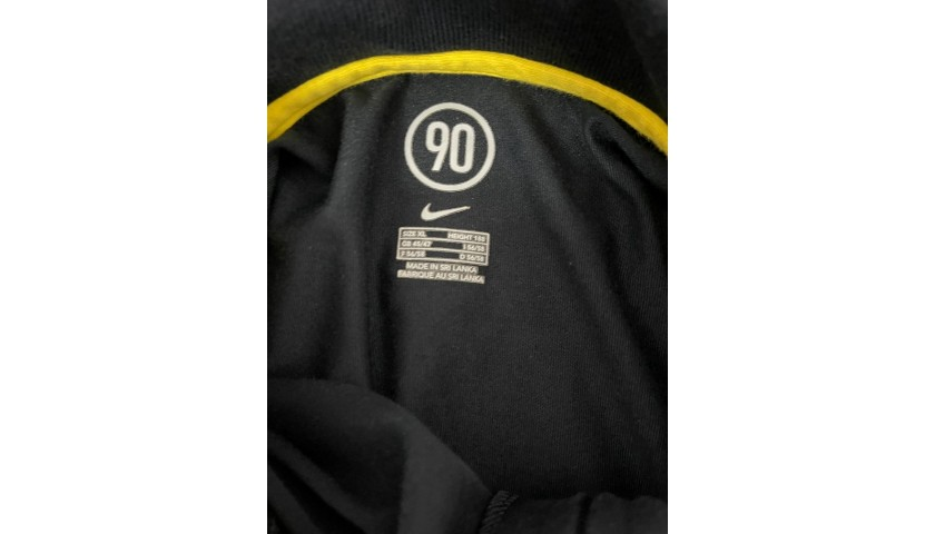 Figo Inter Signed Polo Shirt