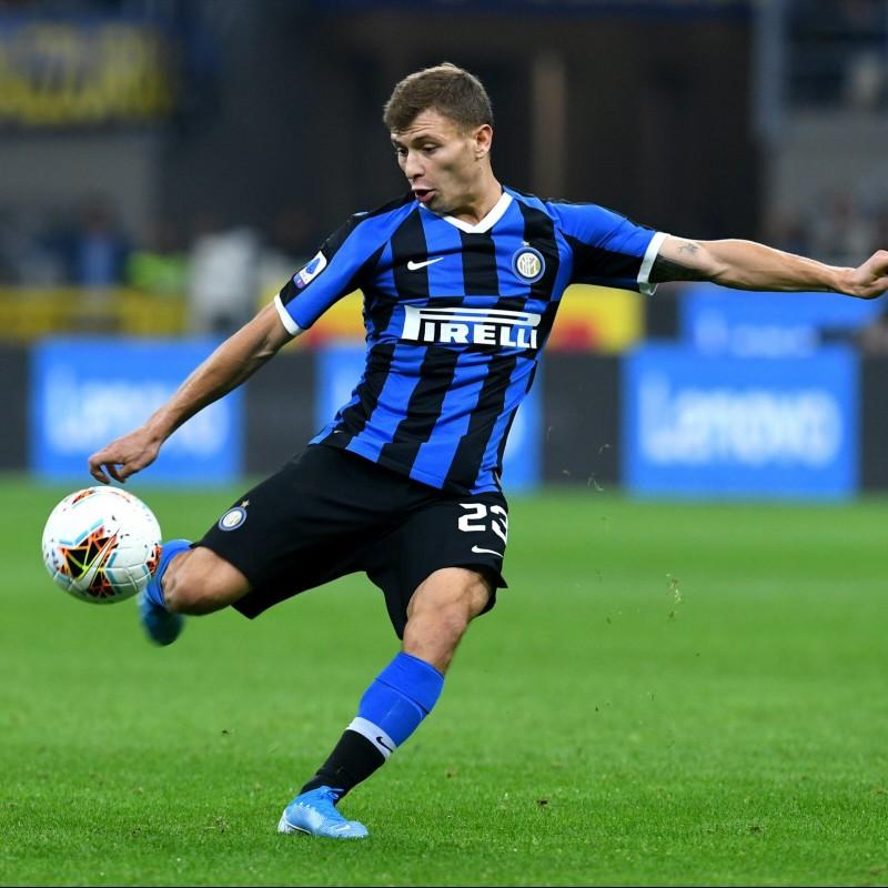 Barella's Official Inter Signed Shirt, 2019/20