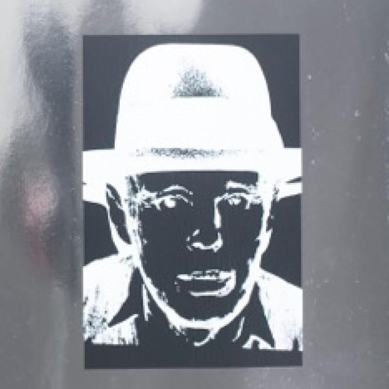 """Joseph Beuys"" di Andy Warhol"
