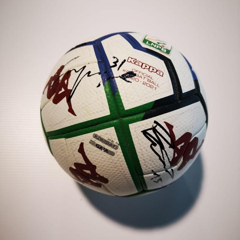 Kombat Signed Football, Pordenone-Cremonese 2020
