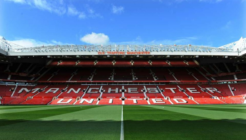 Manchester United VIP Experience for 2