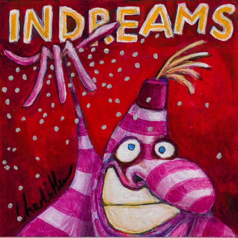 """""""In Dreams"""" by Charlie Higson inspired by Roy Orbison's Song"""