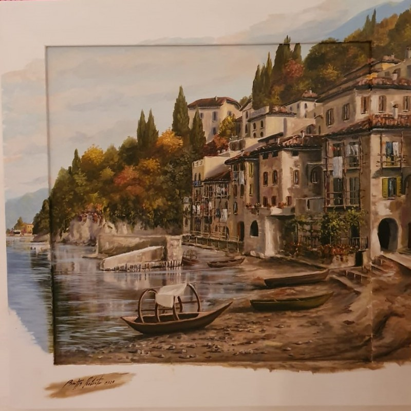 """Varenna Antica"" by Roberto Butta"