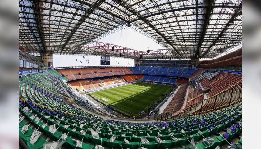 Enjoy an Inter Match + Tour of the San Siro Stadium