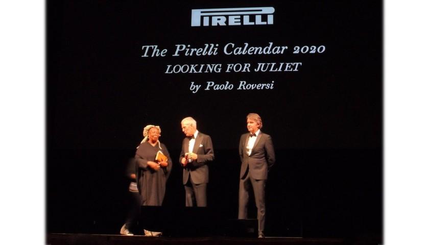 """The Cal"" Pirelli Calendar 2020 - Limited Edition"