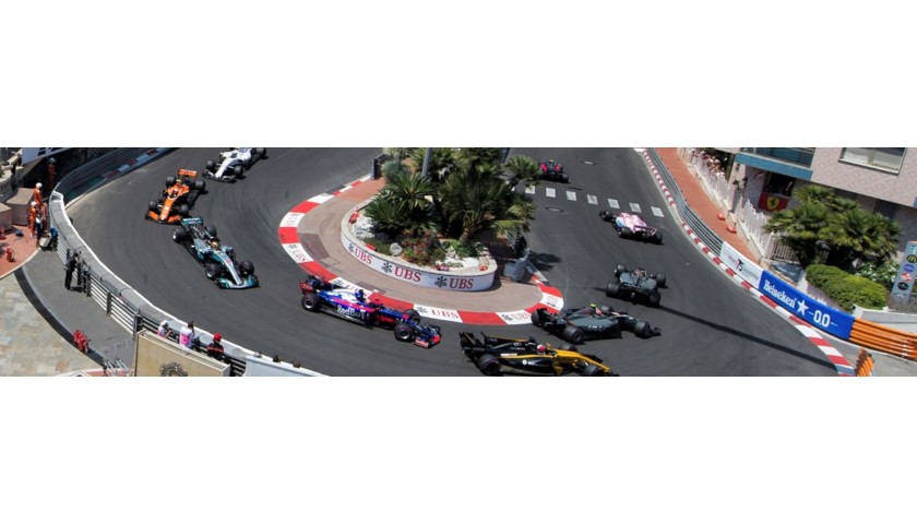 Ultimate 2021 F1 Grand Prix in Monaco 'Paddock Club' Experience