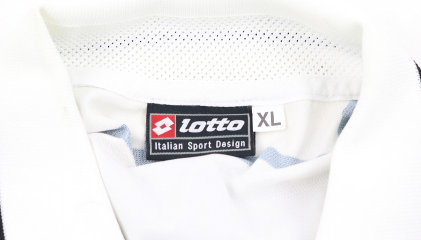 Zalayeta's Juventus Match Shirt, Champions League 2001/02