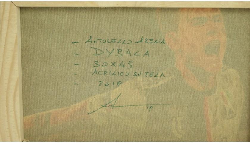 """""""Dybala"""" by Antonello Arena"""