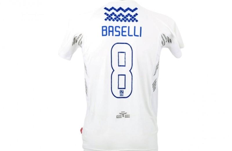 Insuperabili Shirt Personalized for Daniele Baselli