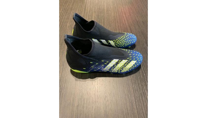 Adidas Predator Boots - Signed by Donnarumma