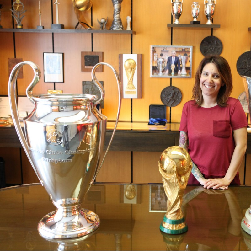 Visit the World Cup Showroom and Bertoni Workshop