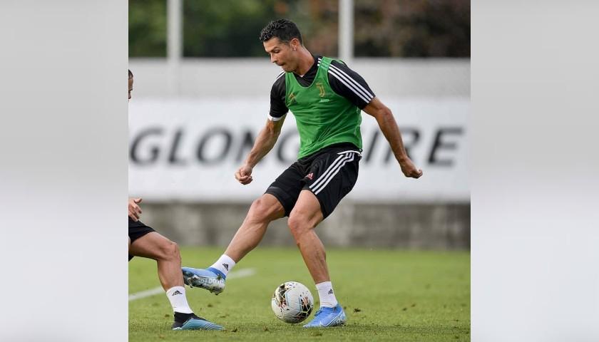 Cristiano Ronaldo's Nike Mercurial Signed Boots