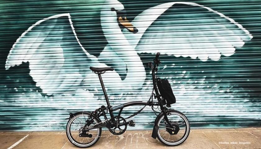 Win a Brompton Electric Bike