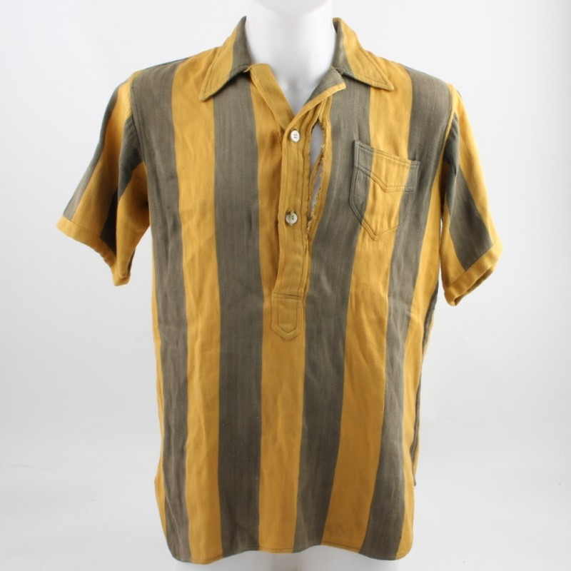 Varela Penarol jersey and shorts, worn in 1949/1950 season