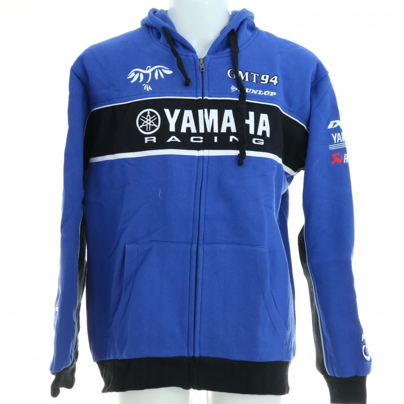 Official Yamaha Racing GMT94 Hoodie - Size XXL
