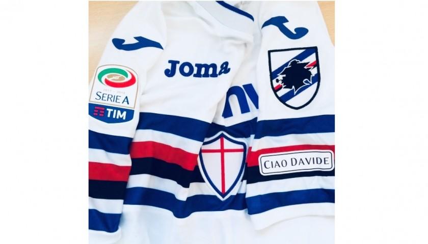 Terza Maglia Sampdoria GASTON RAMIREZ