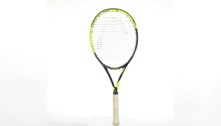 Racquet Used by Svetlana Kuznetsova