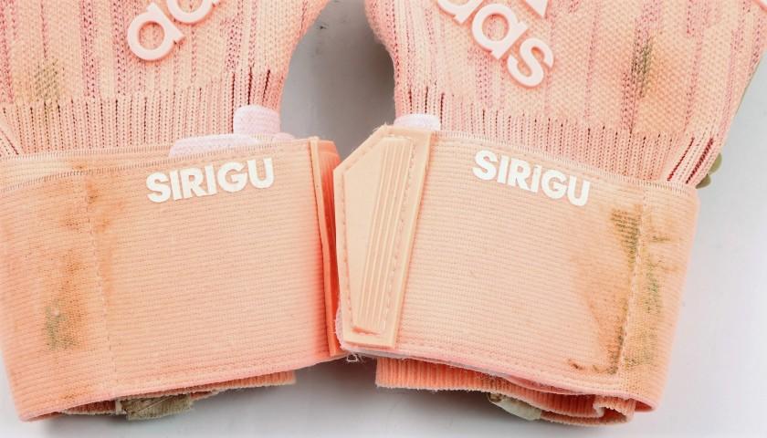 Adidas Gloves Worn by Salvatore Sirigu, 2018 Season