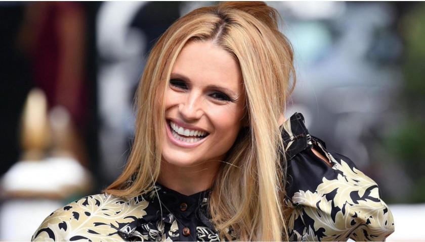 Pranza con Michelle a Milano e ricevi il suo abito di Sanremo
