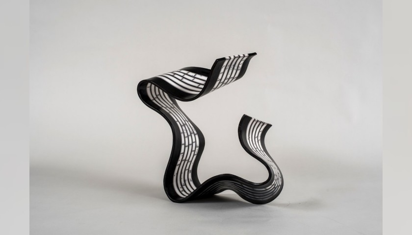 Folding in Motion #1 by Simcha Even-Chen, 2017