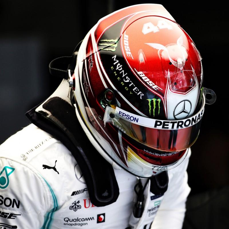 Lewis Hamilton 2019 Bell Scale Replica Helmet