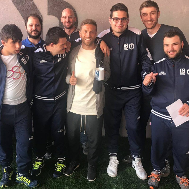 Gomez's Official Insuperabili Signed Shirt, 2019/20