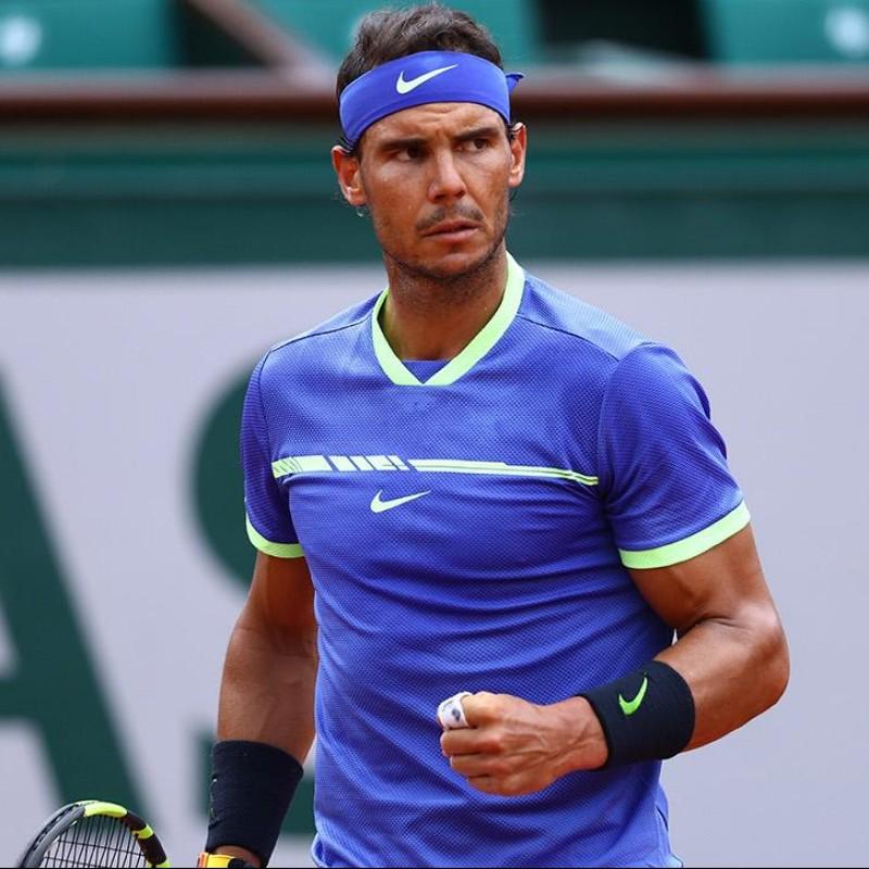 Meet Rafael Nadal at an Upcoming Tennis Match