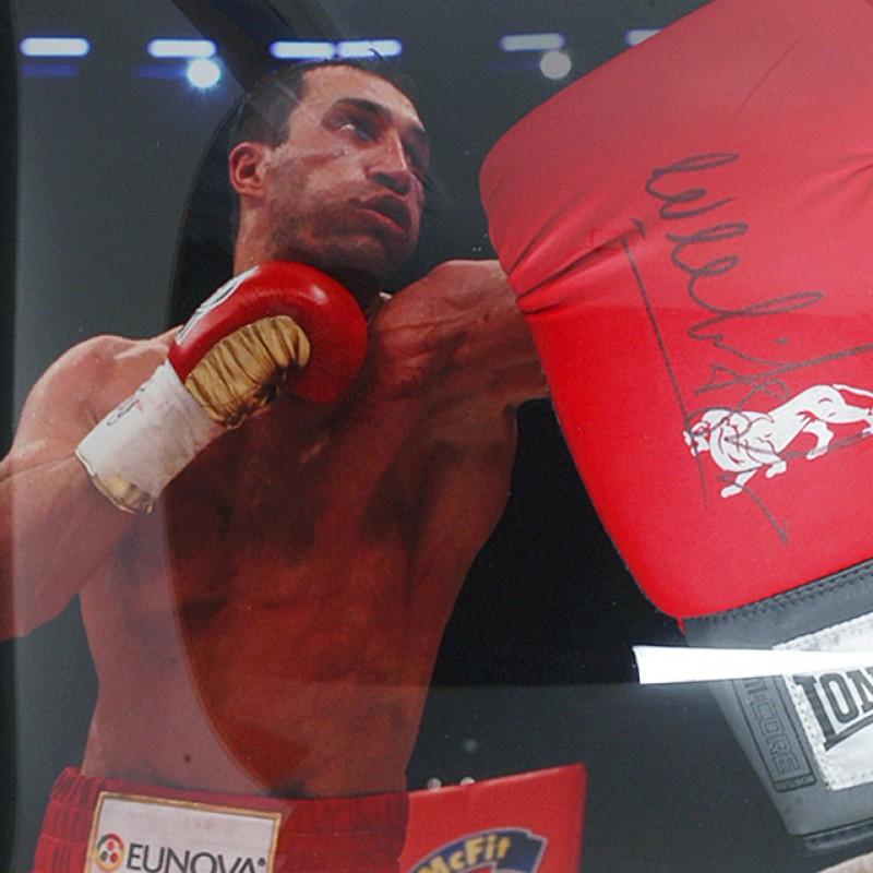 Wladimir Klitschko Hand Signed Boxing Glove