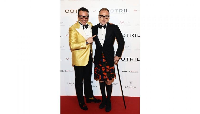 Attend Fashion Designer Alessandro Martorana's Exclusive Party