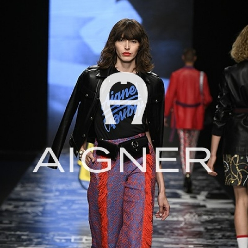 Attend the Aigner F/W 2019/20 Fashion Show