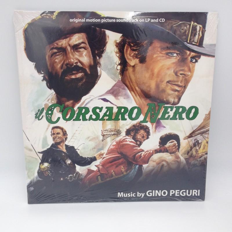 """""""Il Corsaro Nero"""" Limited Edition LP by Gino Peguri"""