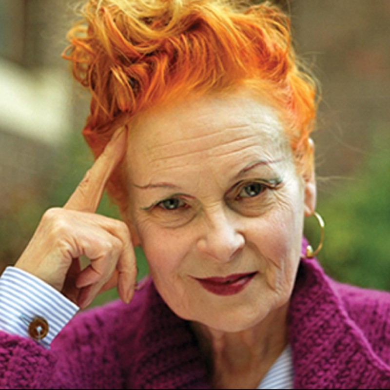 Meet Vivienne Westwood and Attend her London Fashion Show