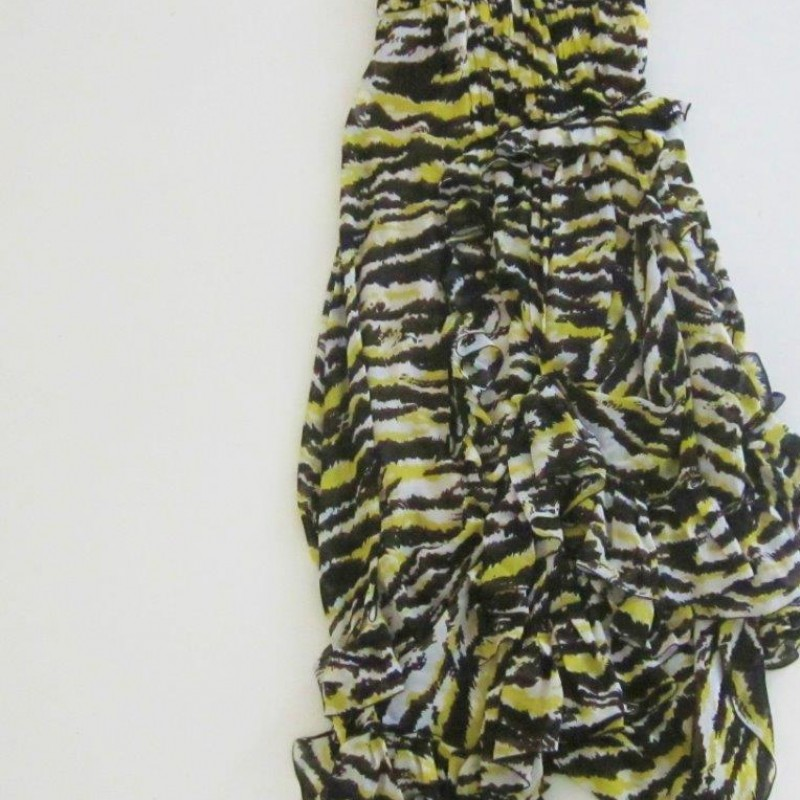 Missoni silk dress donated for Convivio