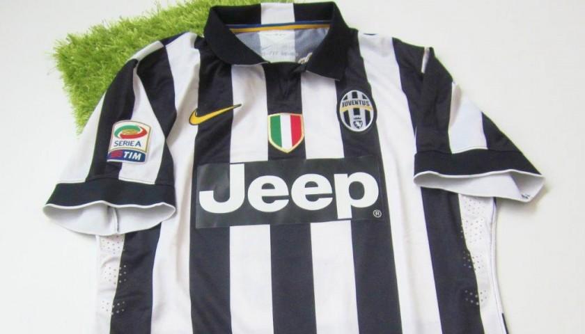 675759b84 Chiellini Juventus match worn shirt