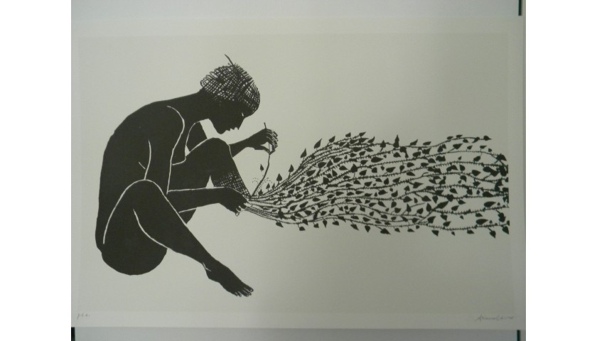 """I Cigni Selvatici"" by Arianna Vairo"