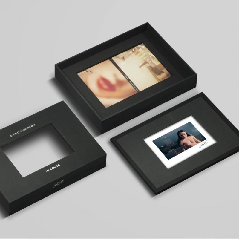 """Nudo notturno"" Box Set - Signed by Daidō Moriyama"