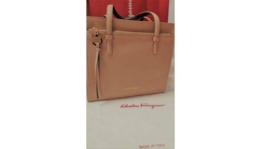 Amy Tote Ferragamo Bag