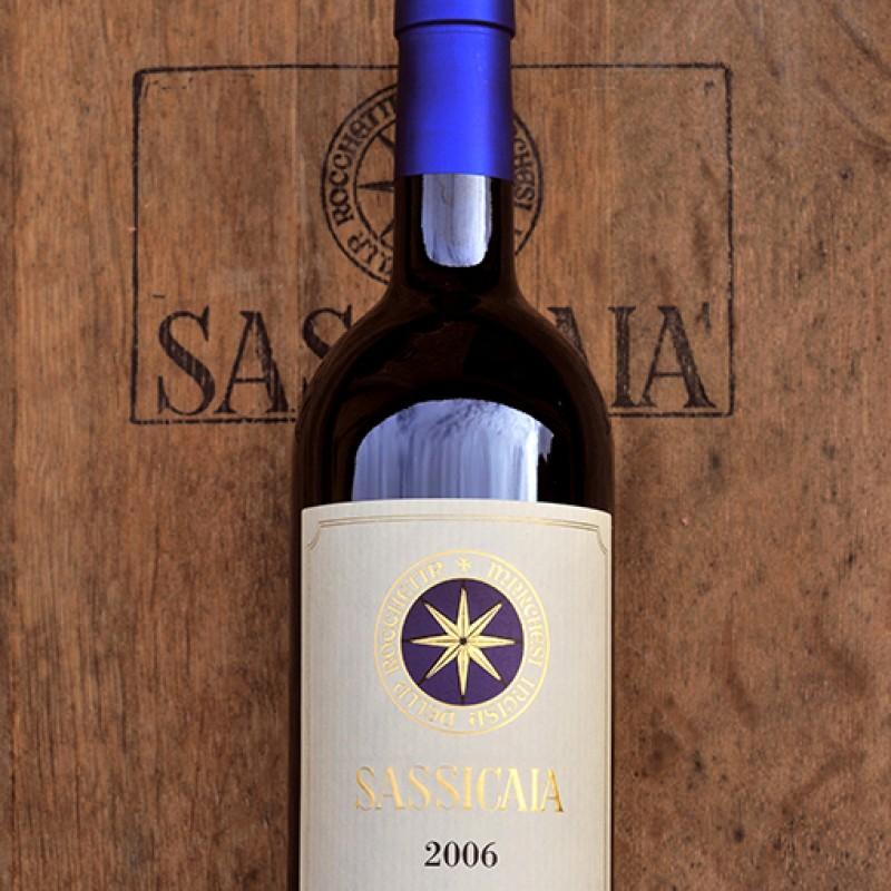 Magnum di Sassicaia 2006 Toscana