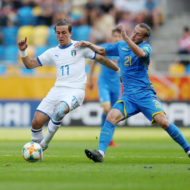 Pellegrini's Match Kit, Ukraine-Italy 2019