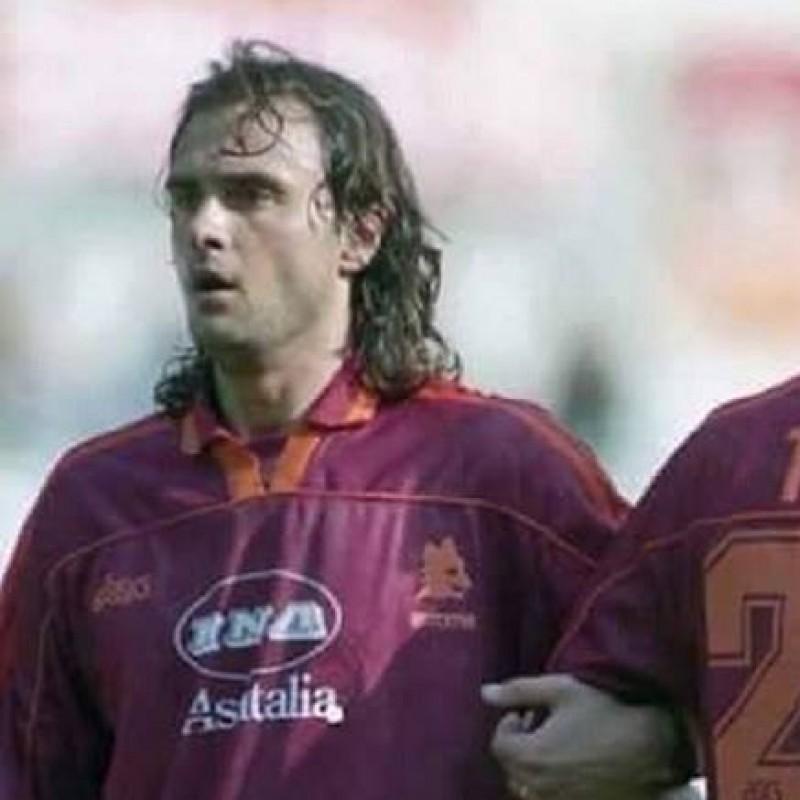 Giannini's Roma Worn Shirt, 1995/96