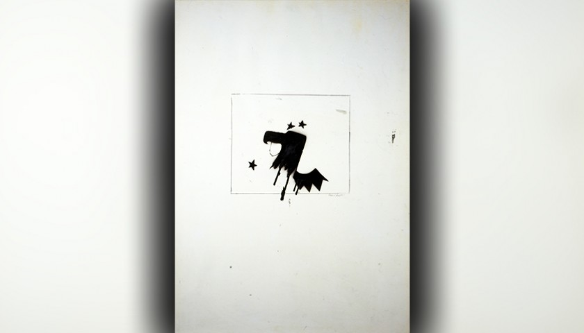 """""""Untitled"""" di Franco Angeli"""