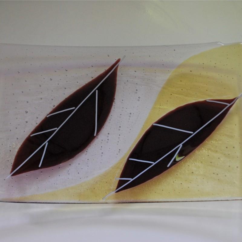 Sue King Bespoke Glass Dish