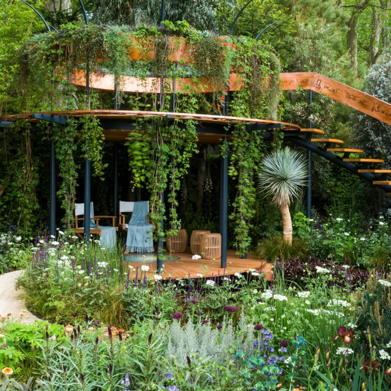Two Tickets to the RHS Chelsea Flower Show