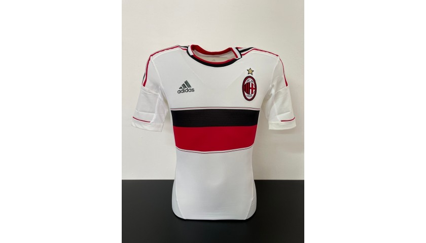 El Shaarawy's Official Milan Signed Shirt, 2012/13