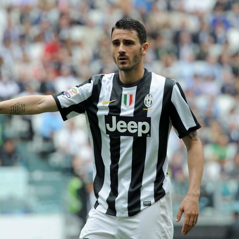 Bonucci's Juventus Match Shirt, 2012/13