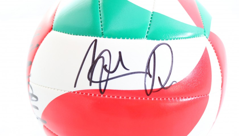 FIPAV 2019 Match Volleyball - Signed by Italvolley